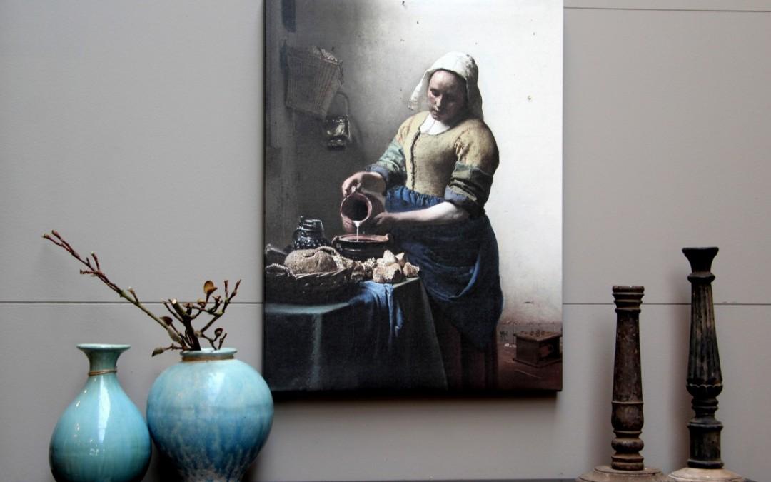 Verfraai uw interieur met Hollandse meesters!